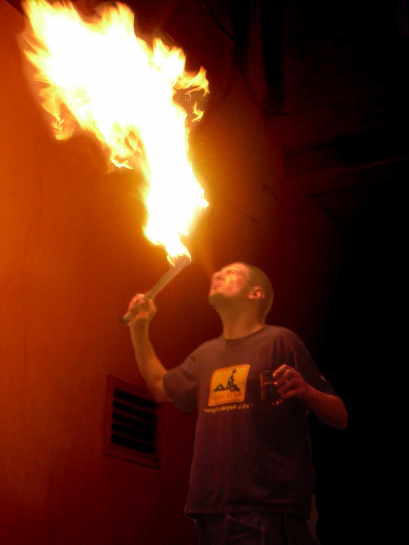 firebreath